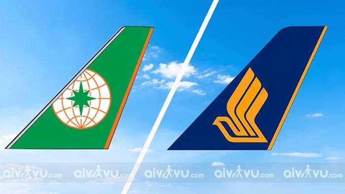 Review top những hãng máy bay đi Đài Loan tốt nhất