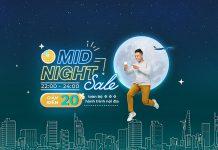 Vietnam Airlines khuyến mãi giảm đến 20% giá vé nội địa với Mid-night Sales