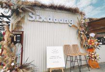 Góc sống ảo tuyệt vời tại Sixdoong
